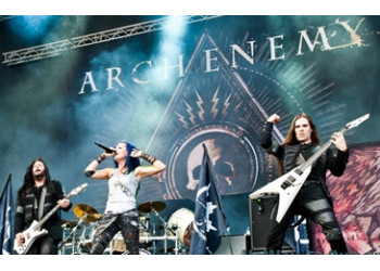 Arch Enemy & Behemoth tickets