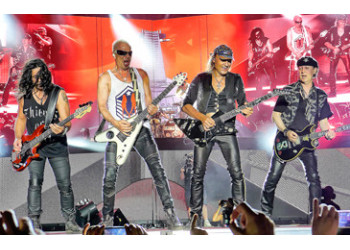Scorpions tickets